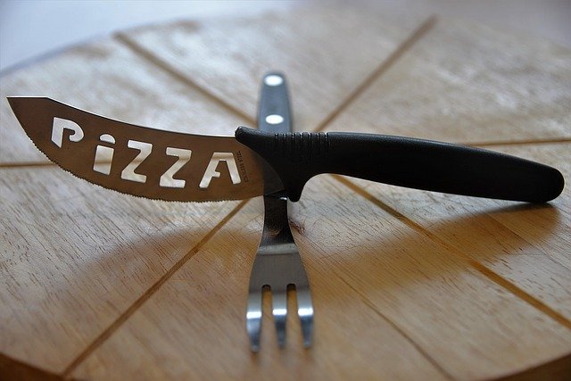 Pizza et aliments nobles, c'est possible !
